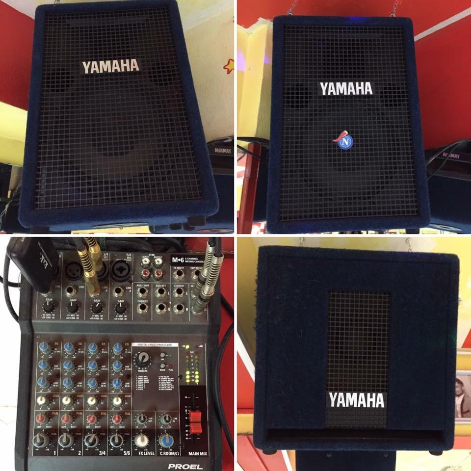 Impianto Audio