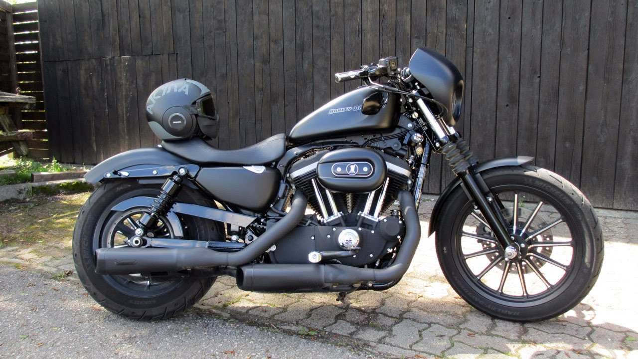 Harley 883 Special Edition