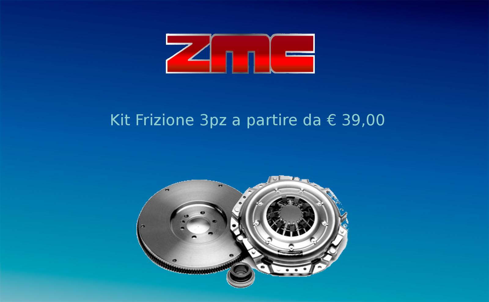 Kit Frizione 3pz