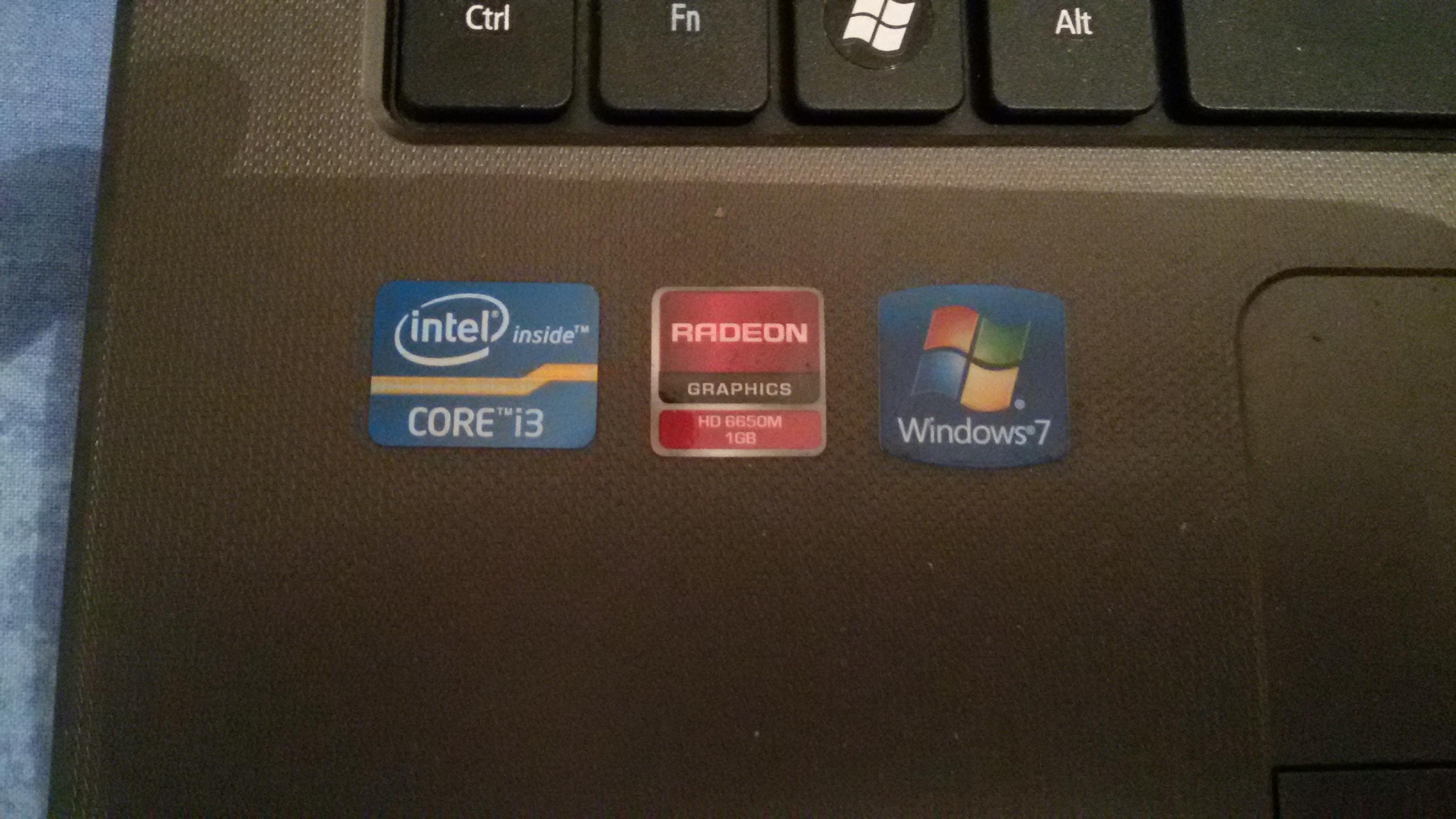 Acer Aspire 7750 G