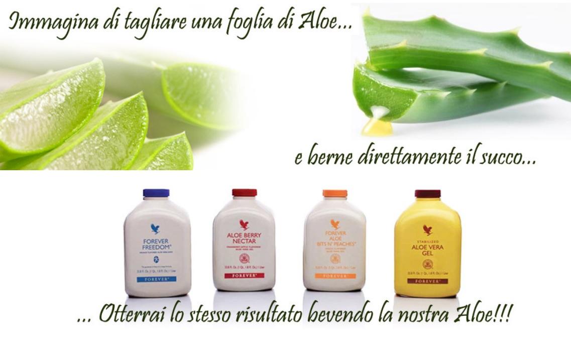 Aloe Vera prodotti