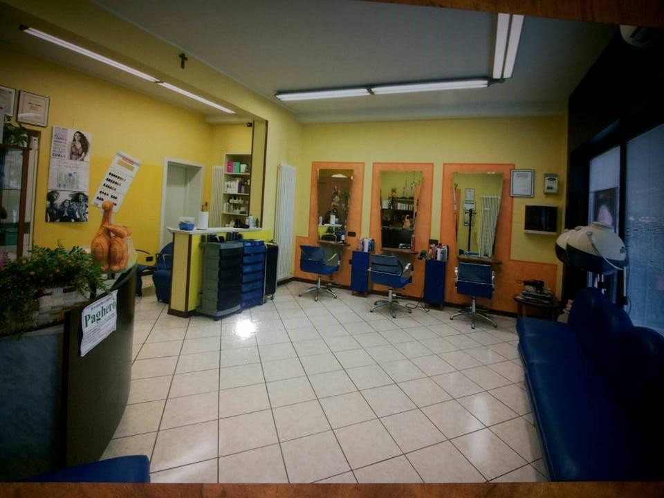 negozio parrucchiera