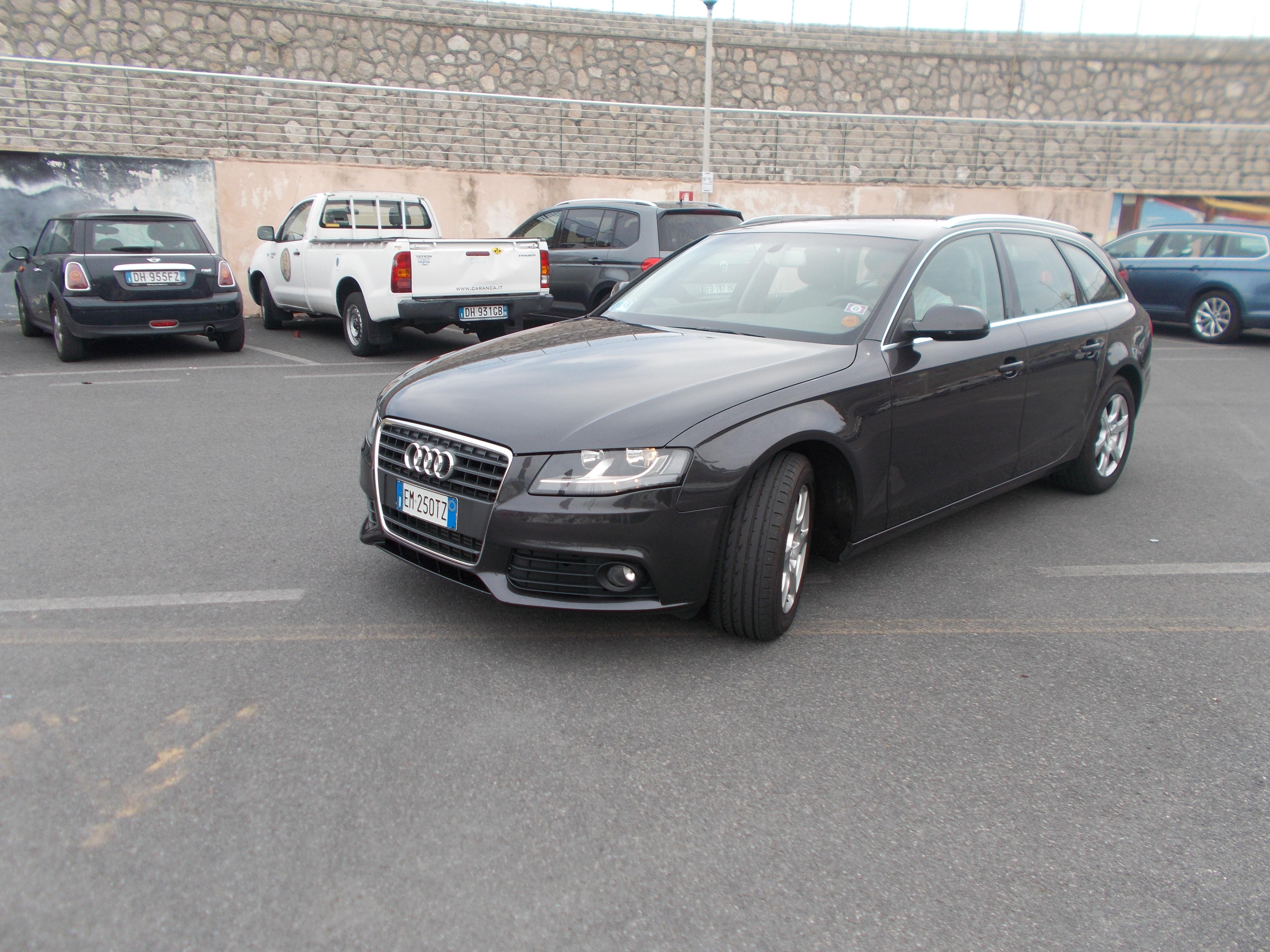 Audi a4 B8 quattro