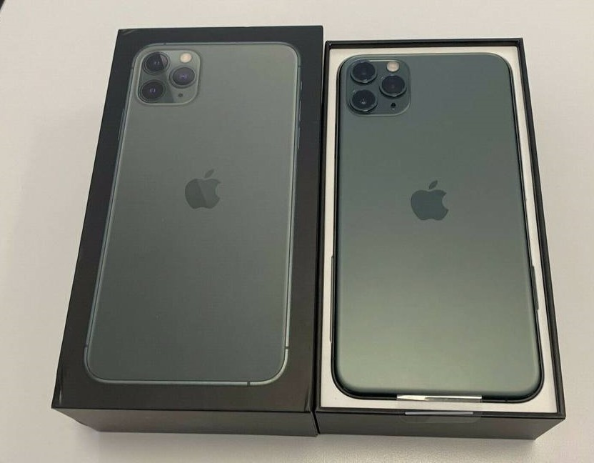Apple iPhone 11 Pro 64GB = �500,iPhone 11 Pro Max