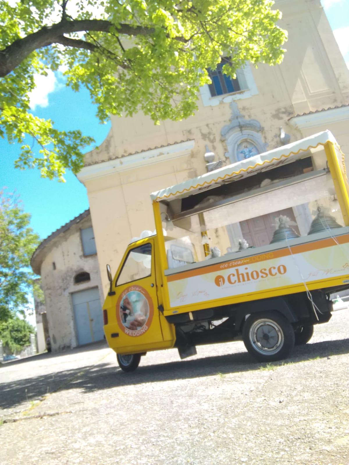 Ape Car Matrimonio Salerno e Provincia