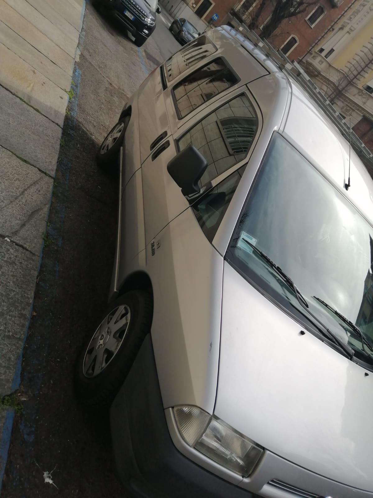 fiat scudo diesel 6 posti anno 2001