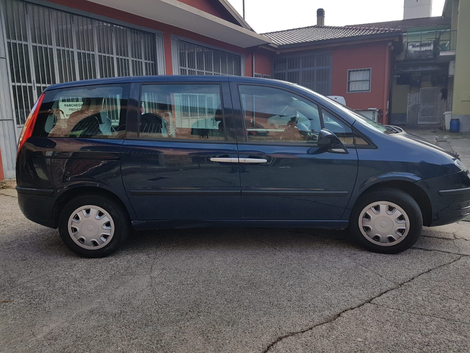 Fiat Ulysse 2.0mtj km 113.000