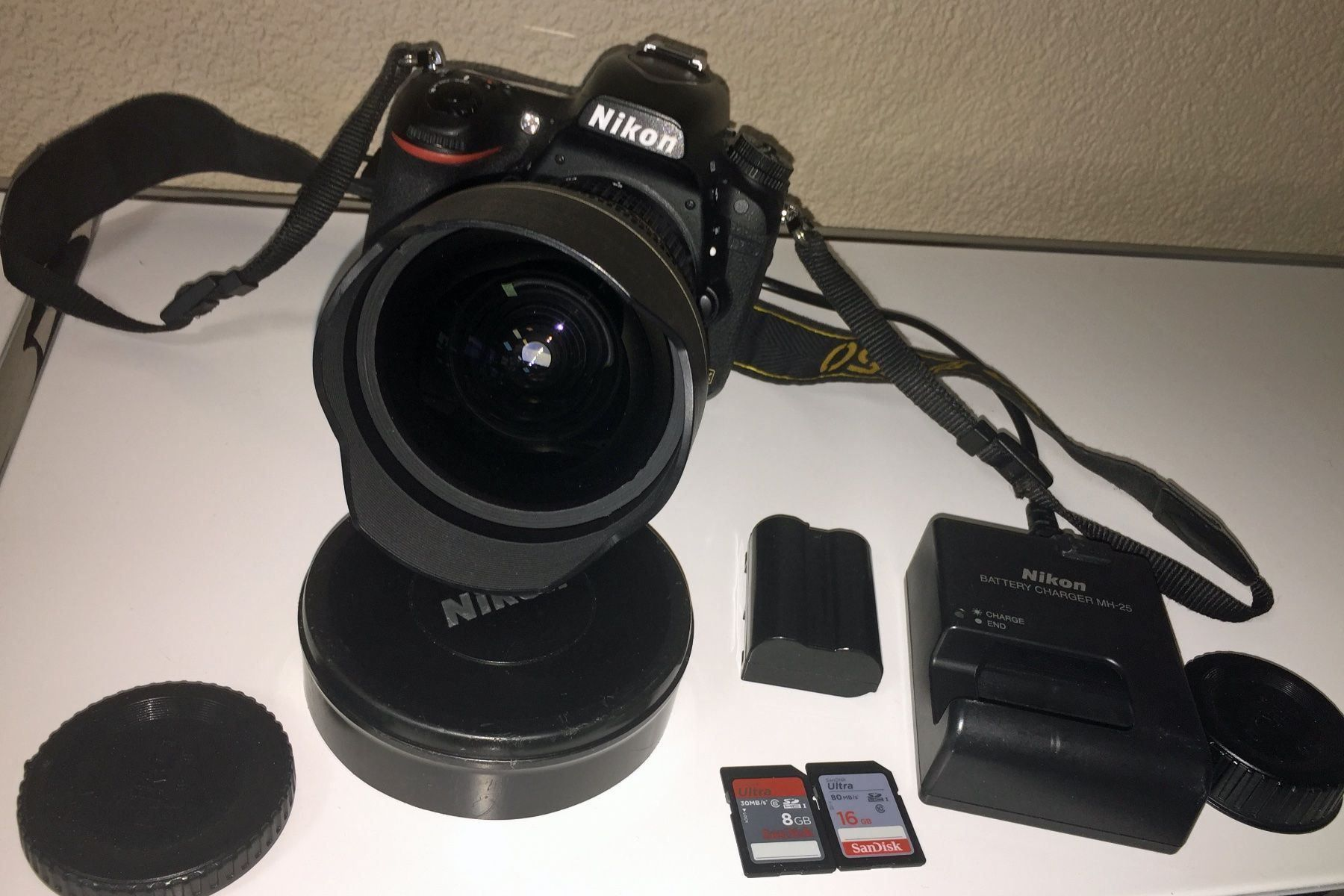 Nikon D750 - Fotocamera SLR (