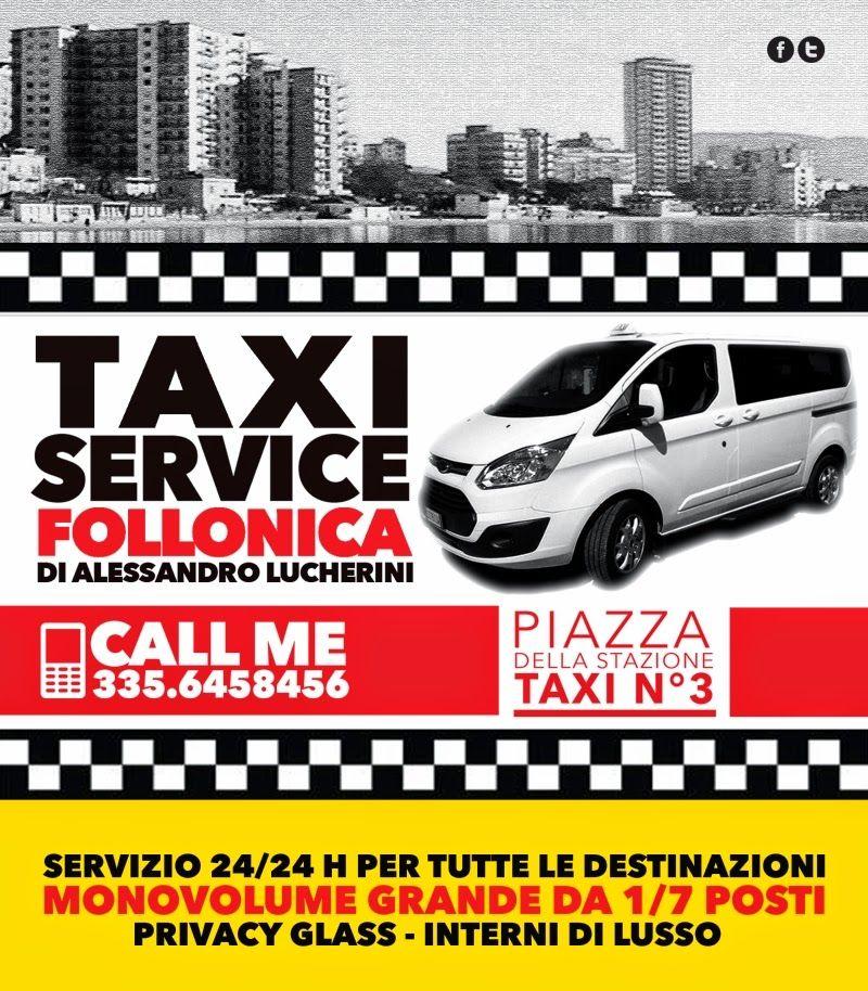 Taxi Service Follonica