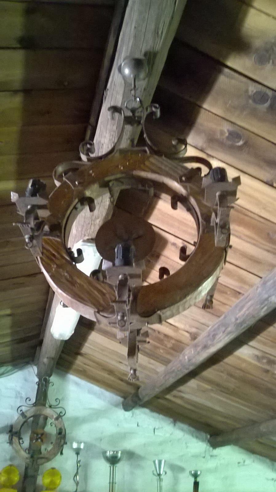 antichi lampadari
