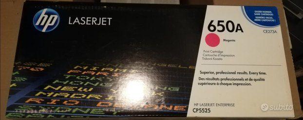 Toner HP 650A Laserjet