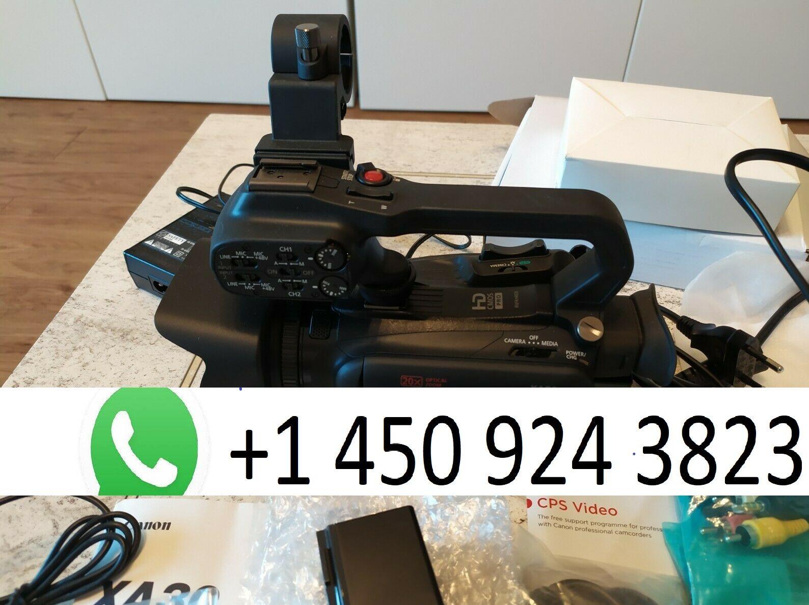 In vendita CANON XA30 Videocamera videocamera HD p