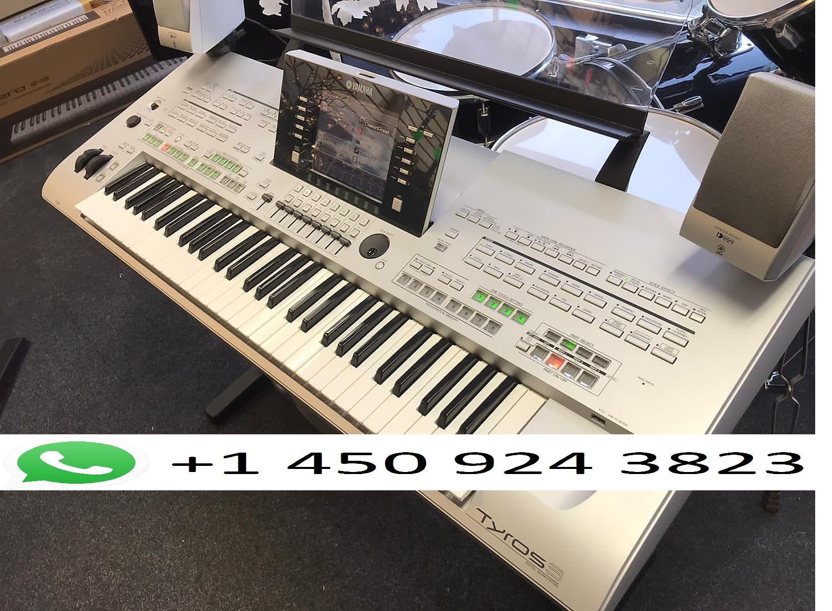 Yamaha Tyros 5 76 tasti arranger workstation