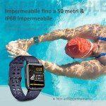 SmartWatch Unisex IP68