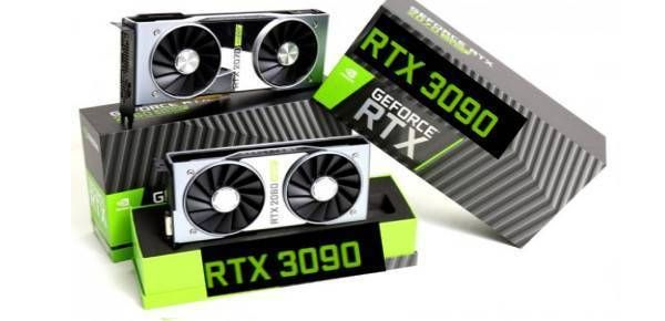 NVIDIA GEFORCE RTX 3090 24GB,EVGA GEFORCE RTX 3090