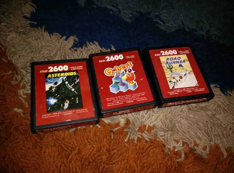 Atari 2600 giochi origina