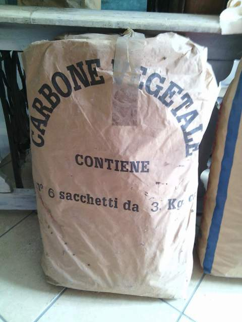 30 kg buona carbonella