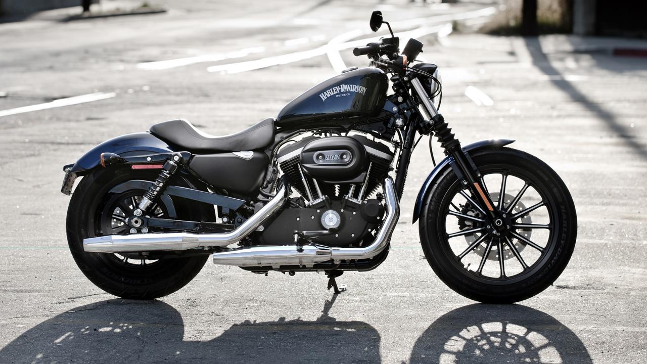 Harley Davidson 883 - 199