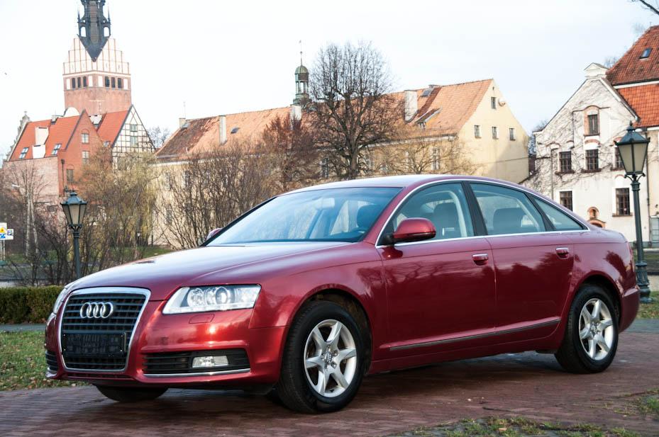 Audi A6 2.0 TFSI Limited