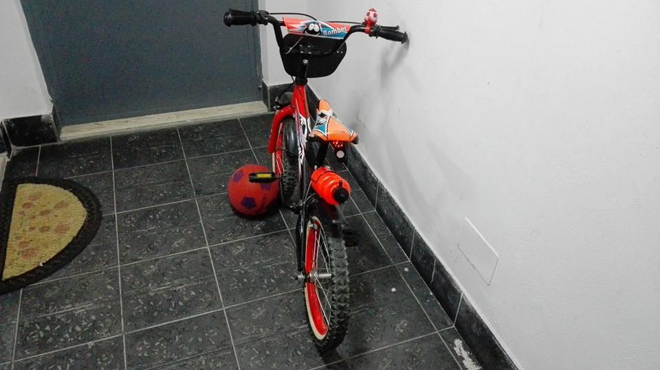 Vendo Bici Bimbo